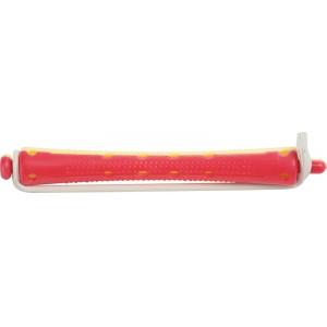 Коклюшки DEWAL красно-желтые волна, д8,5мм 12шт Галсэр