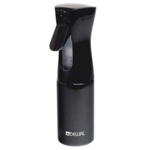 Распылитель-спрей DEWAL пластиковый, черный, 160 мл JC002black