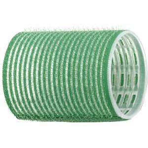 Бигуди-липучки DEWAL зеленые d 48 мм 12 шт/уп R-VTR1