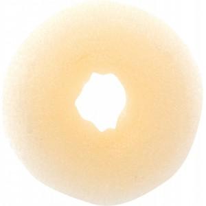 Валик для прически DEWAL круглый блондин. сетка d 8см HO-5116 Blond