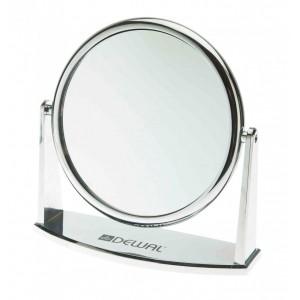 Зеркало настольное DEWAL на подставке размер 18х18,5см MR-425