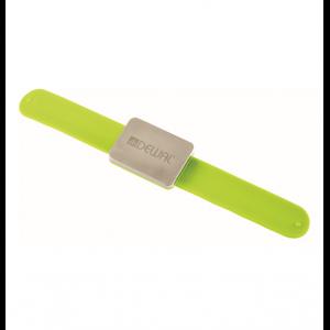 Магнитный держатель DEWAL для шпилек, невидимок зеленый JPP094 green
