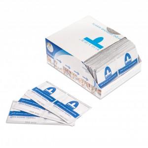 Пакетики для фольги с жидкостью для снятия гель-лака 200 шт/уп 383520 DOMIX