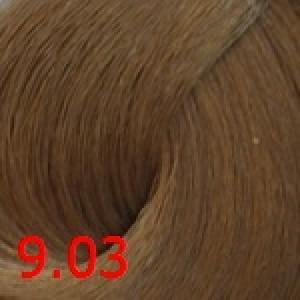 Крем-краска Kezy Color Vivo 100 мл 9.03