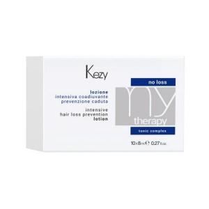 Лосьон для профилактики выпадения волос 1 шт 8 мл интенсивный  Kezy 93027