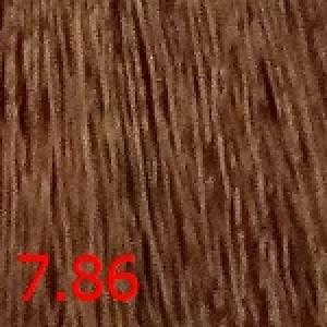 Крем-краска Kezy100мл 7.86