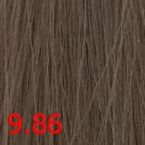 Крем-краска Kezy100мл 9.86