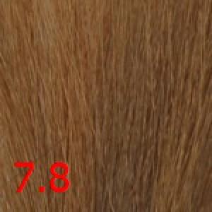Крем-краска Kezy100мл 7.8