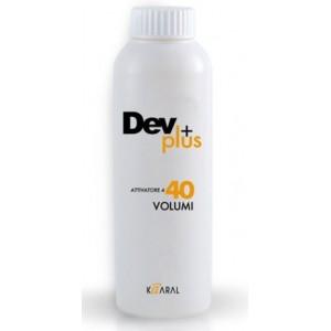 DEV Plus окислитель 40vol 12% 120 мл КААРАЛ