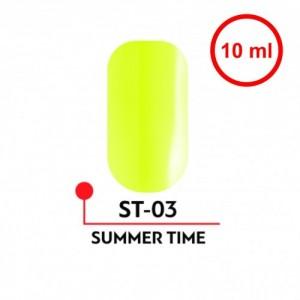 """Гель-лак """"SUMMER TIME"""" №03, 10мл."""
