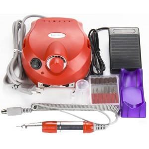 Аппарат для маникюра ZS-601 35000 об./45 ВТ, красный