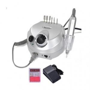 Аппарат для маникюра ZS-601 35000 об./45 ВТ, серебрянный