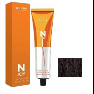"3/12 –  перманентная крем-краска для волос 100мл OLLIN ""N-JOY"""