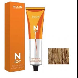 "9/37 – перманентная крем-краска для волос 100мл OLLIN ""N-JOY"""
