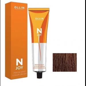 "5/30 – перманентная крем-краска для волос 100мл OLLIN ""N-JOY"""