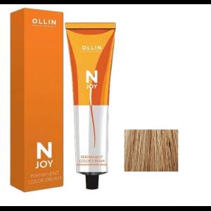 """9/32 – блондин золото-фиолетовый, перманентная крем-краска для волос 100мл OLLIN """"N-JOY"""""""