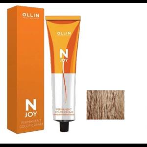 """9/31 – блондин золото-пепельный, перманентная крем-краска для волос 100мл OLLIN """"N-JOY"""""""