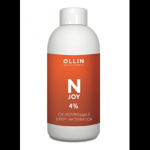 """Окисляющий крем-активатор, 4% 100мл OLLIN """"N-JOY"""""""