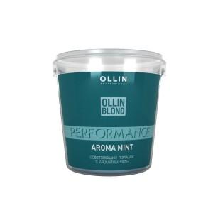Порошок осветляющий аромат мяты 500г. OLLIN BLOND Perfomance  729988