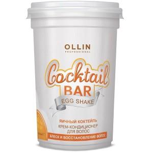 """Крем-кондиционер для волос """"яичный коктейль"""" блеск и восстан 500 мл COCTAIL BAR 390312"""