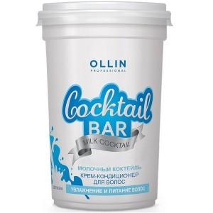 """Крем-кондиционер """"Молочный коктейль"""" увлажн и питан 500 мл COCTAIL BAR 390305"""