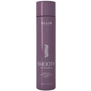 Шампунь для гладкости волос 300 мл OLLIN SMOOTH HAIR  726086