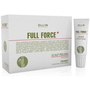 Пилинг для кожи головы с экстрактом бамбука 1 штука*15 мл  OLLIN FULL FORCE  725591