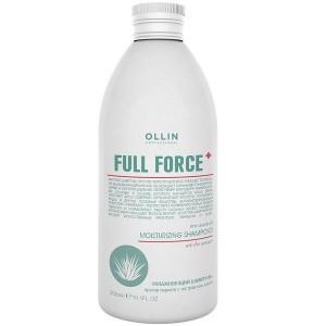 Шампунь увлаж.против перхоти с экстрактом алоэ 300 мл. OLLIN FULL FORCE  725676