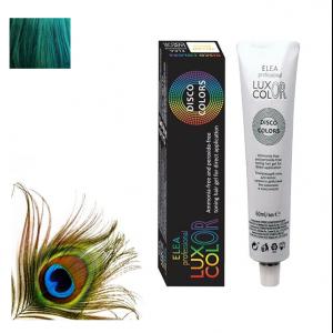 Тонирующий гель Зеленый волос прямого действия DISCO COLORS