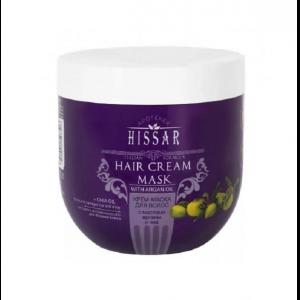 Крем-маска для волос - с маслами арганы и чиа 1000 мл APOTEKER HISSAR