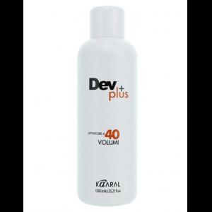 DEV Plus окислитель 40vol 12% 1000мл КААРАЛ