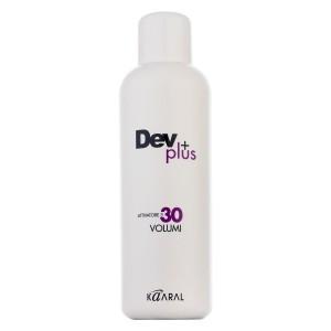 DEV Plus окислитель 30vol 9% 1000мл КААРАЛ