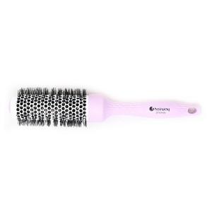 Термобрашинг Hairway ECO, D-34мм розовый (Золингер) 07156-06