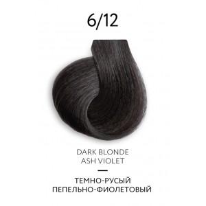 Крем-краска для волос перманентная OLLIN COLOR Platinum Collection 6/12 100 мл 771195