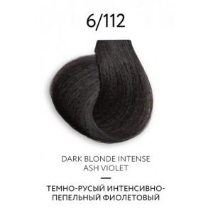 Крем-краска для волос перманентная OLLIN COLOR Platinum Collection 6/112 100 мл 771423