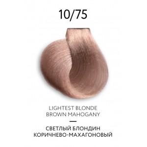 Крем-краска для волос перманентная OLLIN COLOR Platinum Collection 10/75 100 мл 771119