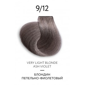 Крем-краска для волос перманентная OLLIN COLOR Platinum Collection 9/12 100 мл 771164