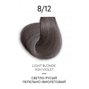 Крем-краска для волос перманентная OLLIN COLOR Platinum Collection 8/12 100 мл 771171