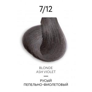 Крем-краска для волос перманентная OLLIN COLOR Platinum Collection 7/12 100 мл 771188