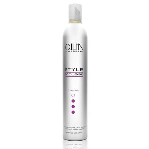 Мусс для укладки волос сильной фиксации «OLLIN STYLE» 250мл 970062