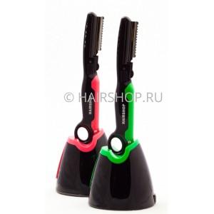 Горячая беспроводная бритва HAIRSHOP в (ассортименте), в комплекте с зап. лезвиями (10 шт) HAIRSHOP