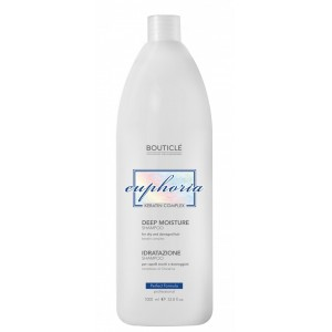 "Увлажняющий шампунь для волос с Keratin Complex - ""Deep Moisture Shampoo"" 1000 мл"