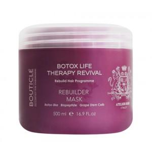 """Ботокс восстанавливающая маска для химически поврежденных волос - """"Rebuilder Mask"""" 500 мл"""