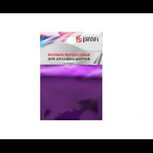 Фольга переводная фиолетовая 6*12 см 8031-08 Формула-Профи