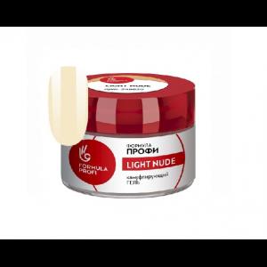 Гель-желе камуфлирующий Light nude 30 гр 546630 Формула Профи