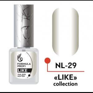 Лак для ногтей 29 Like 5мл NL-29 Формула Профи