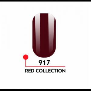 "Гель-лак uv/led 5мл ""Red Collection"" №917 3750-917"