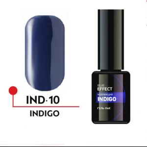 """Гель-лак """"INDIGO"""" 5мл №10 IND-10 Формула Профи"""