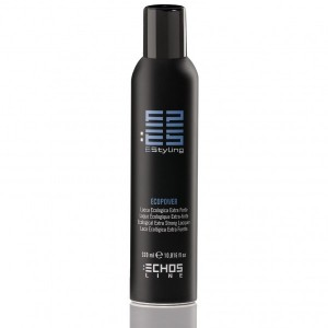 Жидкий лак экстра сильной фиксации экологически чистый 320 мл 20476 ECHOSCOLOR