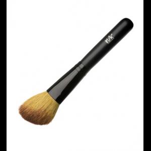 Кисть макияжная для румян скошенная Енот Black IRISK В512-04